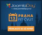 Ohlédnutí za prvním Joomla day v Praze